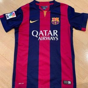 Barça Jersey
